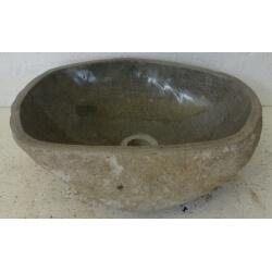 Vasque à poser en Pierre MM15-41x33cm