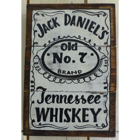 plaque décorative en bois jack1