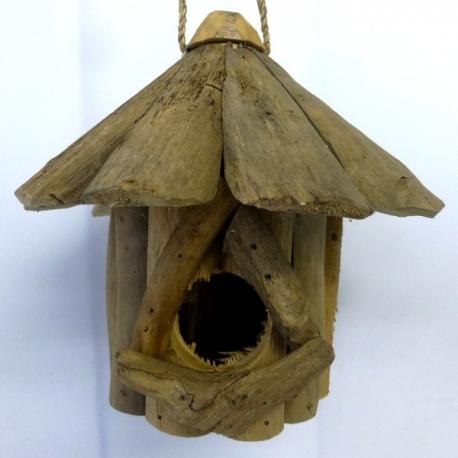 cabane oiseau