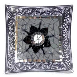 plat/coupe carré en mosaïque n°3