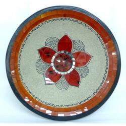 corte de mosaico plano / redondo 4