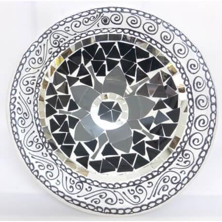 corte de mosaico plano / redondo 7