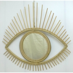 """espejo """"ojo"""""""
