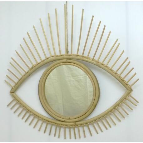 "miroir ""oeil"""