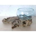 vase ou aquarium évasé TER1