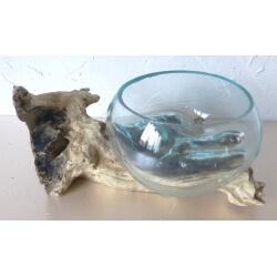 vase ou aquarium évasé TER3