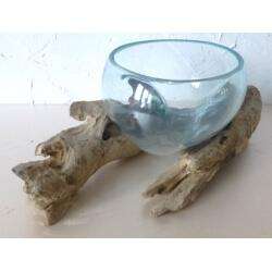 vase ou aquarium évasé TER12