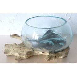 vase ou aquarium évasé TER13