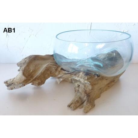 Vaso o acuario AB1