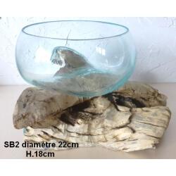 Vaso o acuario SB2