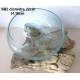 vase ou aquarium évasé SB2