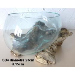 Vaso o acuario SB4