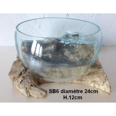 Vaso o acuario SB6