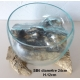 vase ou aquarium évasé SB6