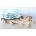 vase ou aquarium évasé 67A