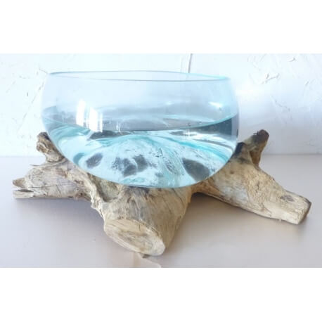 vase ou aquarium évasé 68A