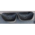 double vasque à poser en Pierre 78A-50x26cm