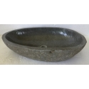 Vasque en Pierre Naturelle XX15-67x39cm