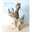 doble vaso o acuario DBM67