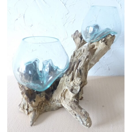 doble vaso o acuario DBM68