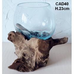 Vaso o acuario CAD40