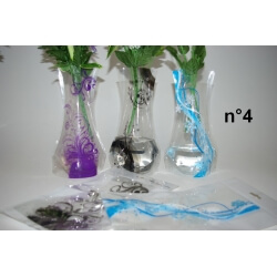 vases en pvc n°4