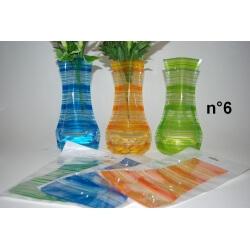 vases en pvc n°6