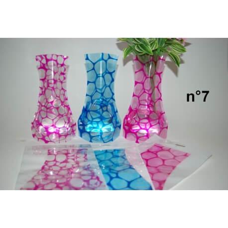 vases en pvc n°7