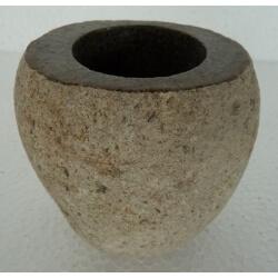 Gobelet en pierre naturelle