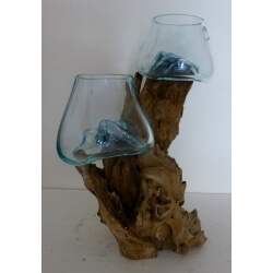 doble vaso o acuario 13AB