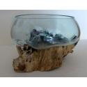 vase ou aquarium évasé mm24
