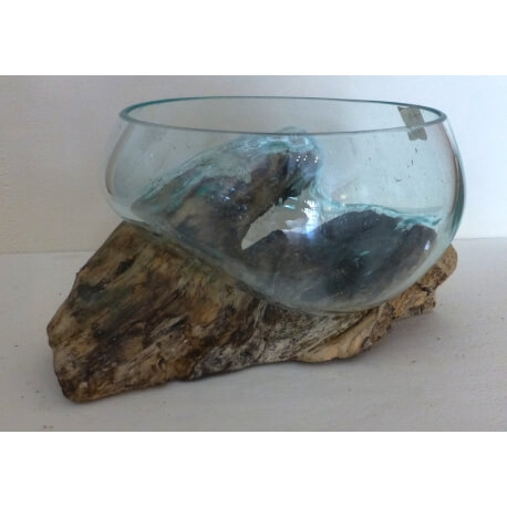 vase ou aquarium évasé mm36