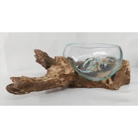 vase ou aquarium évasé SL3