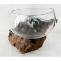 vase ou aquarium évasé SL9