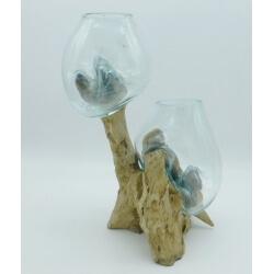 Double vase ou aquarium DoGm4