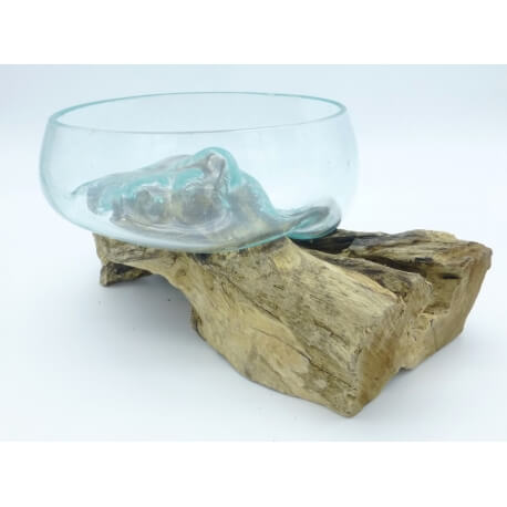 vase ou aquarium évasé SaM4