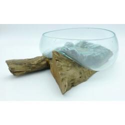 vase ou aquarium évasé SaB1