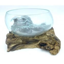 vase ou aquarium évasé SaB2