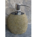 Distributeur savon en pierre