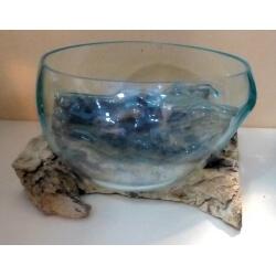 vase ou aquarium évasé SaB10