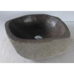 Vasque à poser en Pierre n°228-43x38cm